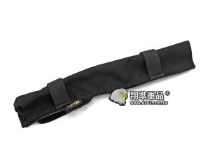 【翔準軍品AOG】 FLYYE 黑色 單條炸藥包 MP7彈匣袋 雜物包戰術背心生存 FPH-G007A