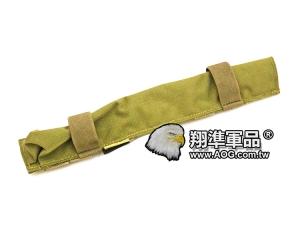 【翔準軍品AOG】 FLYYE 泥色 單條炸藥包 MP7彈匣袋 雜物包戰術背心生存 FPH-G007C