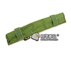 【翔準軍品AOG】 FLYYE 綠色  單條炸藥包 MP7彈匣袋 雜物包戰術背心生存 FPH-G007B