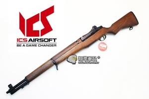 【翔準軍品】《ICS》M1 Garand 二戰槍系列 電動槍 耐用! 台灣精品《享保固》 ICS-202