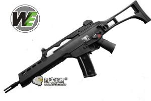 【翔準軍品AOG】全開膛版 WEG36 K GBB G39 黑色 瓦斯氣動槍 瓦斯槍 長槍 模型槍 D-06-3-06