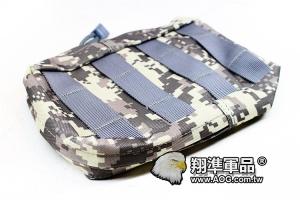 【翔準軍品AOG】背心雜物包 ACU 戰術背心 雜物袋 美軍 戰術  C2-5-3