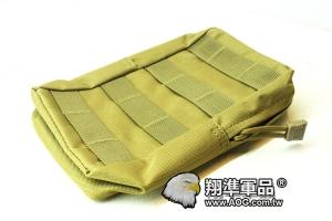 【翔準軍品AOG】背心雜物包 泥 戰術背心 雜物袋 美軍 戰術 X2-5-5