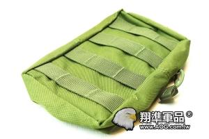 【翔準軍品AOG】背心雜物包 OD 綠色 戰術背心 雜物袋 美軍 戰術 X2-5-2