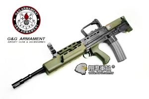 【翔準軍品AOG】G&G怪怪 L85 A1 犢牛式 步槍 電動槍 AEG 金屬