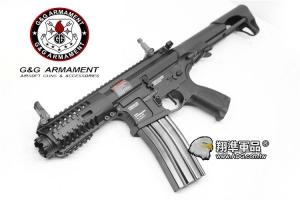 【翔準軍品AOG】G&G M4 ARP 556 M-LOK 5 三發點放 電子板機 全金屬 電動槍 免運費
