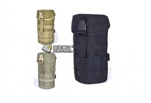 【翔準軍品AOG】 FLYYE 黑色/狼棕/綠色 立式筒袋 瓦斯 水瓶 雜物袋 BG-G026-1