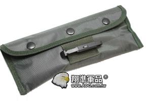 【翔準軍品AOG】M16 5.56 .308 WIN 真槍維護包  步槍 突擊步槍 國軍 65K2 T91 館刷 通槍條 腰包款 C2004A