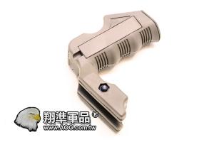 【翔準軍品AOG】 CAA前握把TB-500沙M4 M16 HK416 SR25 M14 C0247