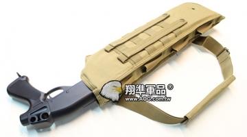 【翔準軍品AOG】高級霰彈槍袋 泥色 M870 M1014 KSG M1887 X0-59-02