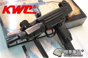 【翔準軍品AOG】KWC 烏茲衝鋒槍 UZI CO2衝鋒槍 摺疊托 掃射 全自動 D-03-25