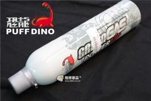 【瘋狂特價下殺】一罐即免運費(限超取) 恐龍瓦斯560ml 14KG 公斤 增壓版 添加矽油 (正廠 成份純,容量最足)
