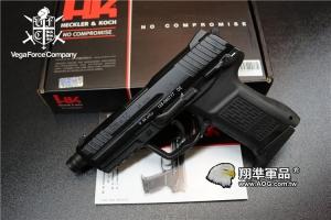 【翔準軍品AOG】Umarex / VFC - H&K原廠授權 HK45CT 戰術板GBB瓦斯手槍 D-08-09A1