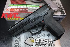 【翔準軍品AOG】KWC SP2022 手拉空氣槍,空氣手槍,空氣槍,BB槍(KA-07HN) D-03-13