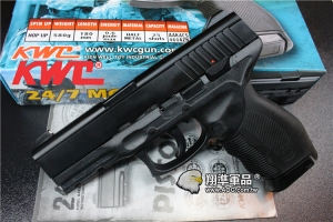 【翔準軍品AOG】 KWC 金牛座 PT24/7 手拉空氣槍,空氣手槍,空氣槍,BB槍(KA-06HN)~D-03-12