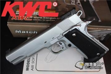 【翔準國際AOG】KWC 1911 KA 26 C 空氣 手拉 手拉 手槍 生存遊戲 D-03-15KWC 1911 空氣手槍 BB槍