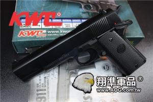 【翔準國際AOG】【KWC】 1911 KA 11 空氣 手拉 手拉 手槍 生存遊戲 D-03-01
