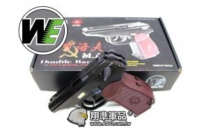 【翔準軍品 AOG】WE 馬可洛夫 雙槍管版 瓦斯槍 雙管 007 惡魔黨 蘇聯 D0221AA