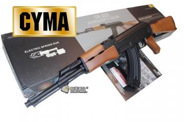 【翔準軍品AOG】*無法超取* CYMA AK47 AK 電動槍 俄軍 俄羅斯 生存金屬 DA-CM022