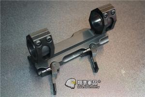 【翔準軍品AOG】快拆 防震連體夾具 狙擊槍 L96 M700 M82 B05025AA