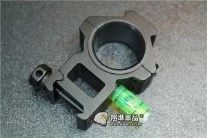 【翔準軍品AOG】快拆  含水平儀 夾具 狙擊槍 L96 M700 M82 B05023AEA