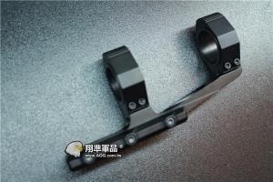 【翔準軍品AOG】 固定式 30/25mm 水平儀 魚骨 夾具 金屬殼 螢光水 校正 多方面 B05023AA 長