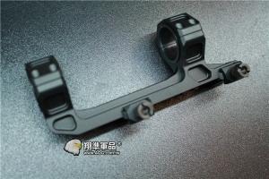 【翔準軍品AOG】 固定式 30/25mm 水平儀 魚骨 夾具 金屬殼 螢光水 校正 多方面 B05023AC