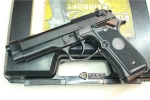 【翔準軍品AOG】WELL M9 GBB  後座力手槍 美軍 副武器 DW-06G195