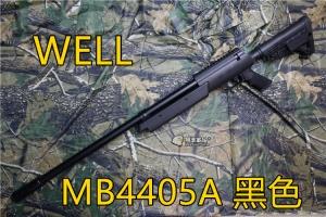 【翔準軍品AOG】 WELL MB13A 基本版 黑色 狙擊槍 手拉 空氣槍 BB 彈玩具 槍 DW-MB13A