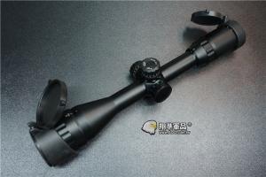 【翔準軍品AOG】 高級狙擊鏡3-12X40AOE<工具鎖> 三色光 狙擊鏡 瞄具 消光筒 夾具 鏡蓋 零件 周邊套件 生存遊戲 B01072AB