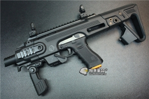 【翔準國際AOG】CAA Roni Kit GLOCK 衝鋒槍套件 真槍廠授權刻字 for G17 / G18C CA-SK01BK 現貨
