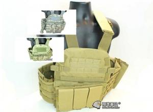 【翔準軍品AOG】【330 抗戰款】 戰術 背心 軍規 美軍 迷彩 防BB彈 生存遊戲 CS 模組 G2109BA