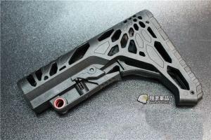 【翔準軍品AOG】伸縮 蟒紋後槍托 AR15 M4 M416 HK416 M 16 C1018DC