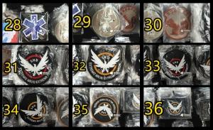 【翔準軍品AOG】各式 各樣 臂章 特種部隊 美軍 搞笑 酷炫 風格 新潮 通通五十元 28~36號