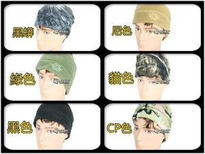 【翔準軍品AOG】毛帽 滑雪帽 滑板帽 黑蟒 沙色 毛色 黑色 綠色 六種顏色 毛帽