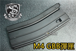 【翔準軍品AOG】S&T M4 黑色 GBB 瓦斯彈匣 彈匣 M16 HK416 M110 類WA