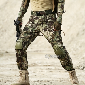 【翔準國際AOG】叢蟒 叢林蟒 Gen2 青蛙褲 生存 長褲 工作褲 戰鬥褲 耐磨 含護具 G0509C