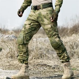 【翔準國際AOG】FG 潑墨綠 Gen2 青蛙褲 生存 長褲 工作褲 戰鬥褲 耐磨 含護具 G0508