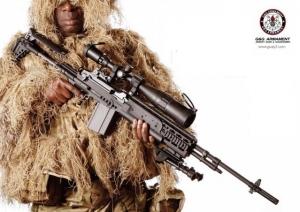 【翔準軍品AOG】【 G&G】M14-EBR GR14 H.B.A. 全金屬電動槍 (門市網拍) 軍品生存遊戲專賣店