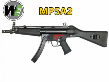 【翔準軍品AOG】WE MP5A2 阿帕契 GBB 瓦斯氣動槍 衝鋒槍 Blowback 長'槍