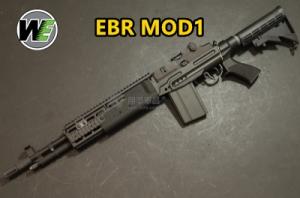 【翔準軍品AOG】WE M14 EBR MK14 MOD 1 GBB 全金屬 瓦斯槍