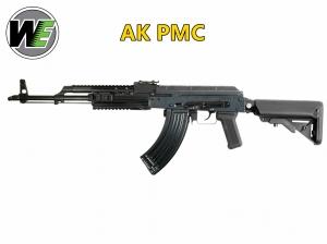 【翔準軍品AOG】全開膛版 WE 全金屬 AK PMC GBB 瓦斯氣動槍 瓦斯槍 長槍