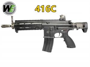 【翔準軍品AOG】全新 II WE HK416C 888C CQB GBB 瓦斯氣動槍,瓦斯槍
