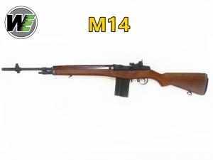 【翔準軍品AOG】 BB槍 偉益 WE M14 GBB 全金屬 瓦斯氣動槍