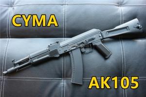 【翔準軍品AOG】CYMA AK105 AK 電動槍 俄軍 俄羅斯  生存金屬 DA-040D