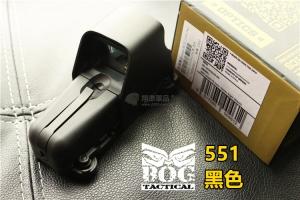 【翔準軍品AOG】BOG 551 黑色 高品質綠紅點快瞄 快瞄 內紅點 瞄準器 6517080004612