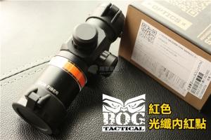 【翔準軍品AOG】BOG 2X28 紅光纖內紅點 步槍 狙擊槍 免電池 快速 6517080004704