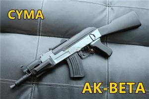 【翔準軍品AOG】CYMA AK47 Beta Spetsnaz電動突擊步槍  DA-CM037