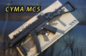 【翔準軍品AOG】CYMA MC5 實戰版 握把 突擊步槍 電動槍 生存 野戰 單連發 DA-CM049