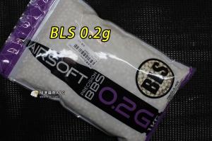 【翔準軍品AOG】BLS 0.2 BB彈 瓦斯槍 電動槍 手槍 精密彈 生存遊戲 周邊配件 1KG Y1-001